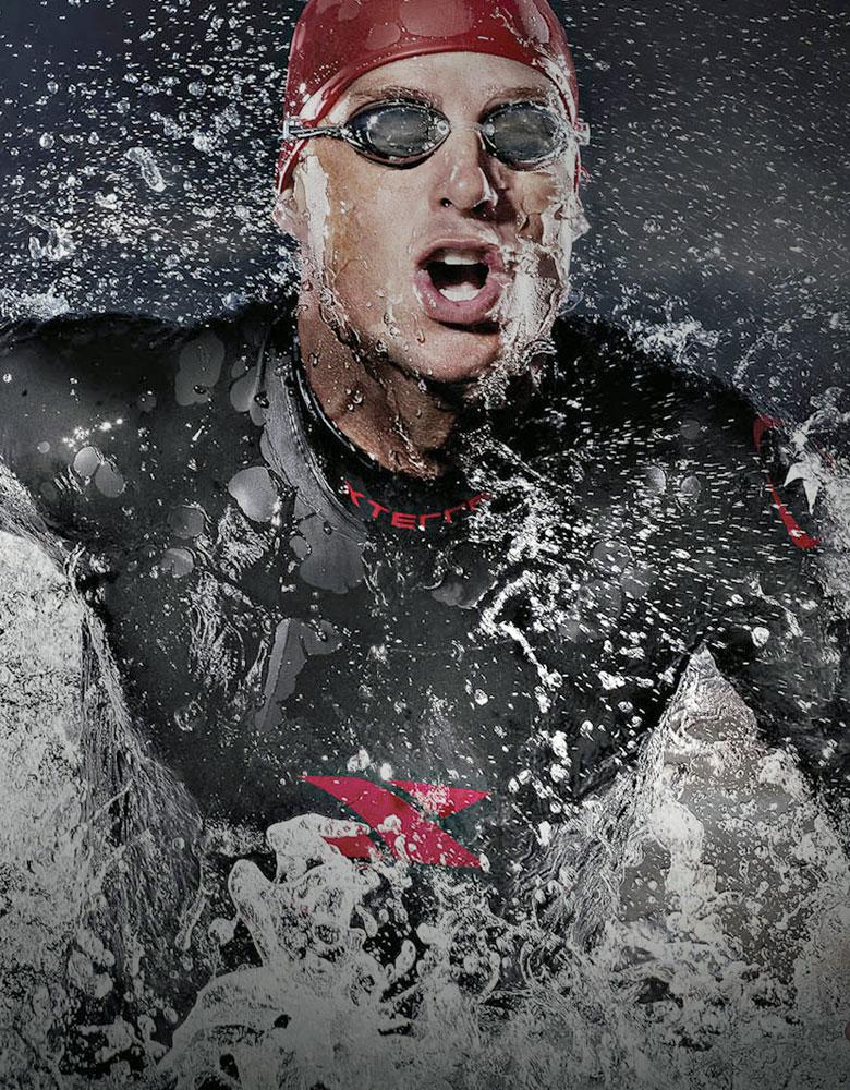 Iron Swimmer